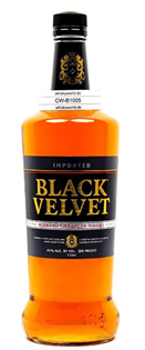 Black Velvet Canadian Whisky 80@ 750ml